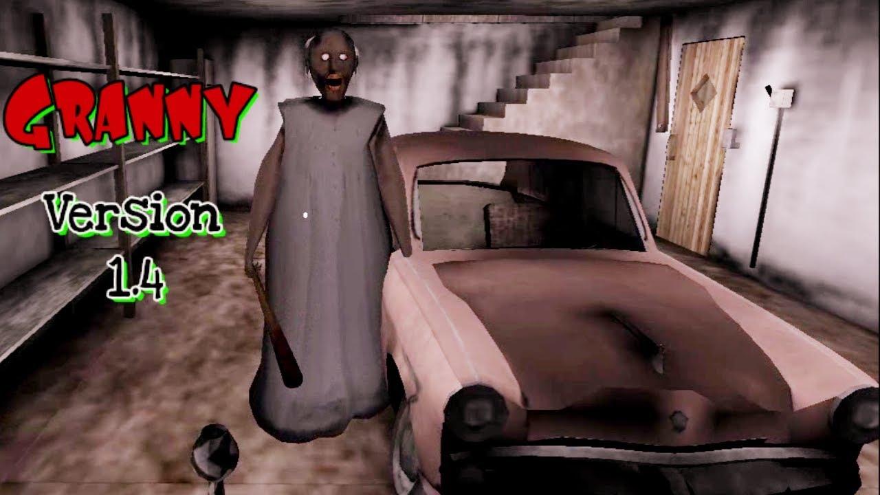 Granny Version 1.4 Full Gameplay