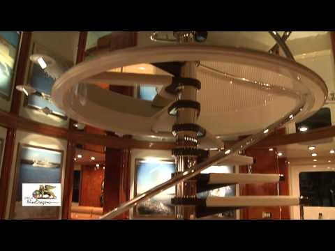 MOTOR YACHT AURORA 160'  PROMO FOR  ESTATE AT NINE DRAGON, Shanghai, CHINA