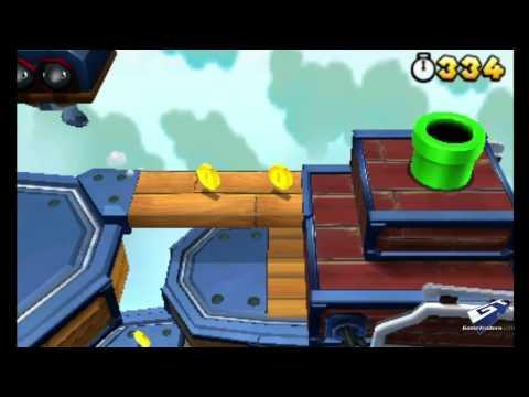 Super Mario 3D Land - GameTrailers Review