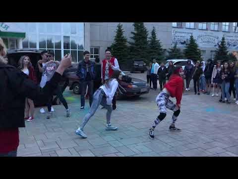 Уличные танцы Стерлитамак