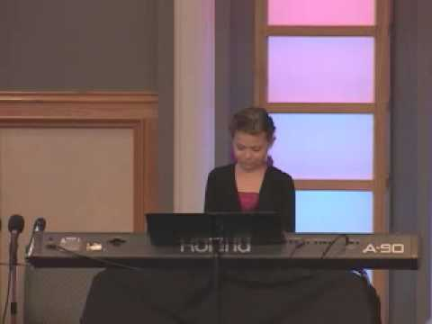 Cleveland Christian School - Piano Recital - Gail Solomon