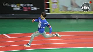 Download Lagu [BANGTAN BOMB] BTS (방탄소년단) a 400-meter relay race @ 2016 설특집 아육대 Gratis STAFABAND