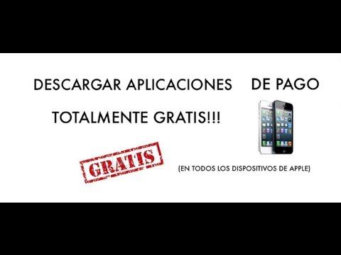 Descargar Aplicaciones De Pago Completamente Gratis iOS 6.1.4  !Sin Jailbreak!  Valido Para Iphone 5