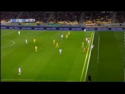 Динамо Киев - Металлист 1:3 в HD