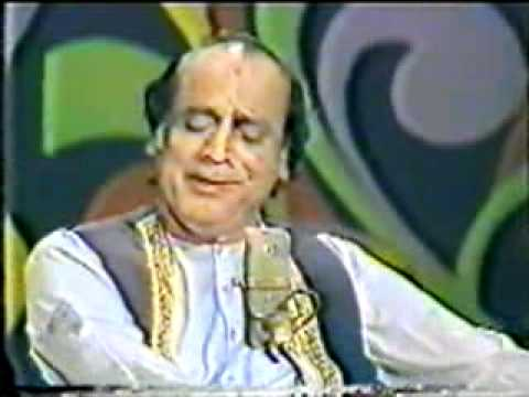 Mehdi Hassan Three Live Ghazals With An Interview video