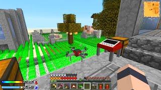 Minecraft - Crash Landing #22: Jarvis My Butler