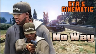 GTA 5 Cinematic Movie | Franklin police chase | Director Mode