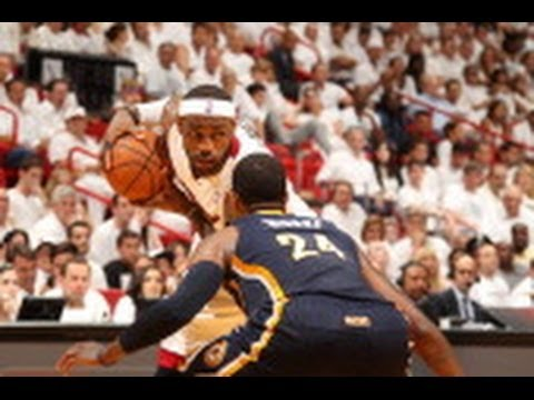 Pacers vs. Heat: Game 4 Highlights
