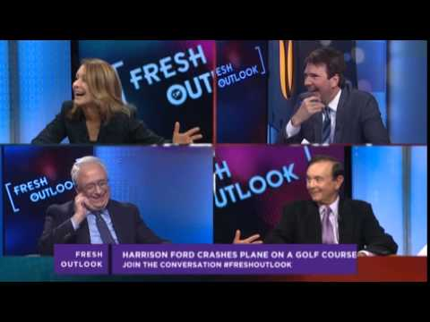 Hillary Clinton Email-Gate, Harrison Ford Crash, Jodi Arias,