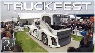 Truckfest Peterborough 2017