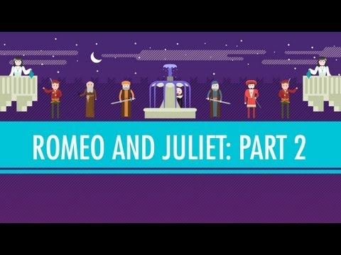 Love Or Lust? Romeo And Juliet Part Ii: Crash Course English Literature #3 video