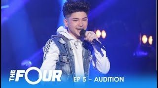 Dylan Jacob: 16-Year-Old Street Rapper CONFRONTS Fellow Rapper! | S2E5 | The Four