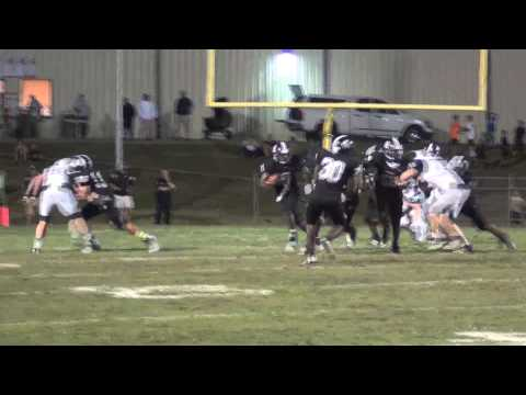 Tiger Tracks - KJ Jones' Pick 6 vs Athens Academy - 09/22/2014