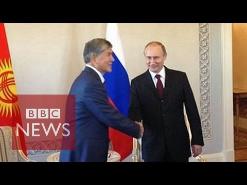 Vladimir Putin is back - BBC News