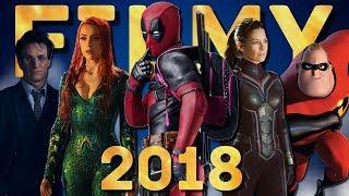 Nejzajímavější filmy, které vyjdou v roce 2018