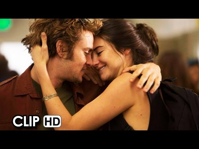 WHITE BIRD IN A BLIZZARD Movie Clip 'Make Out' (2014) - Shailene Woodley HD