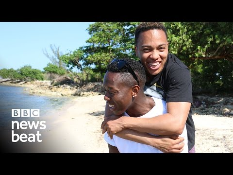 Transgender: Back to Jamaica | BBC Newsbeat