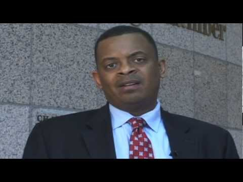 HRC 2012 - Mayor Anthony Foxx