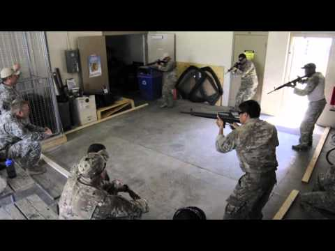 JTAC practice Combatives & Close Quarters Battle (CQB) Image 1