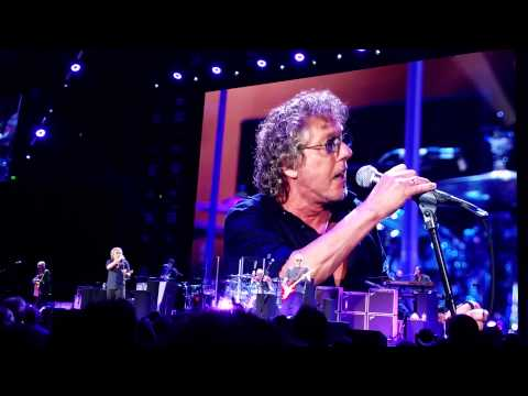 The Who The Seeker Live Austin 4/27/15