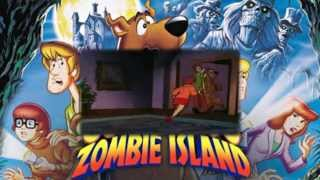 Scooby Doo On Zombie Island The Ghost Is Here - Italian