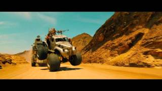 Mad Max: Fury Road -elokuvan virallinen traileri [HD]