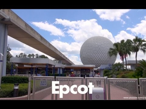 Epcot Complete Walkthrough Future World and World Showcase Walt Disney World HD 1080p