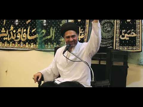 Maulana Syed Ali Raza Rizvi | Al Raza Foundation - Manchester, UK