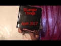 Stranger Things Limited Edition Box Unboxing Lit Cube April 2017 MP3