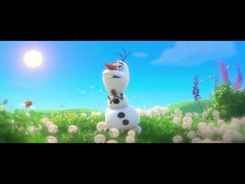 Frozen. El reino del hielo | España | En verano ᴴᴰ