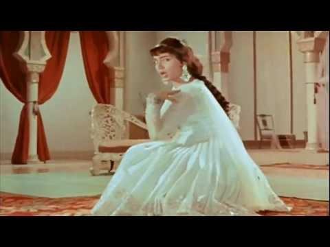 Tere Pyar Mein Dildar - Lata - Mere Mehboob (1963) - HD