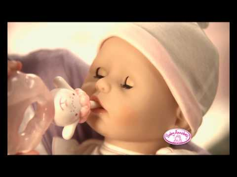 BABY ANNABELL CZ - YouTube