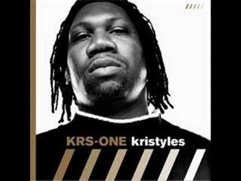 Krs-1 - Can't Stop, Won't Stop video