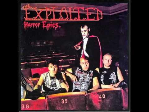 The Exploited - Horror Epics.flv