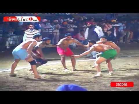 Mahian Wala Kabaddi Cup 2015 Semi Final Match Part 7 By Punjablive1 video