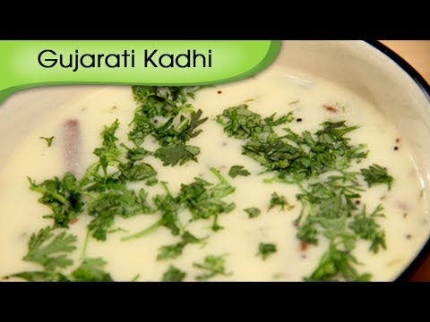 Gujarati Kadhi - Sweet & Tangy Indian Gravy Recipe By Ruchi Bharani - Vegetarian [hd] video
