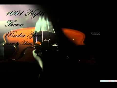 1001 Nights Theme (violin Version) - Binbir Gece Cover By Haris video