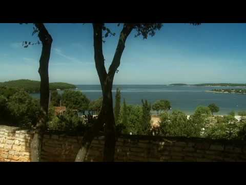 Naturist Camp Valalta, Rovinj, Istria, Croatia video