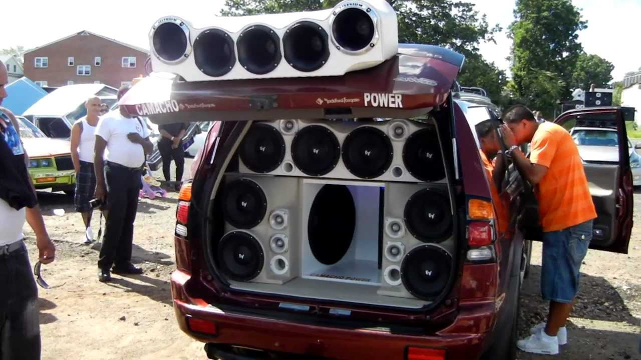 Best Sound System In  Cars