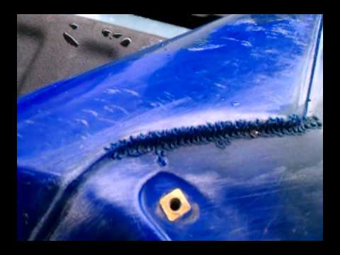 How to fix / repair your plastic gas tank and make it last!