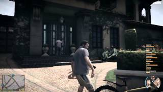 GTA 5 - Grand Theft Auto V Gameplay Official