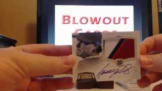 national treasures baseball divisional box break Miller Huggins