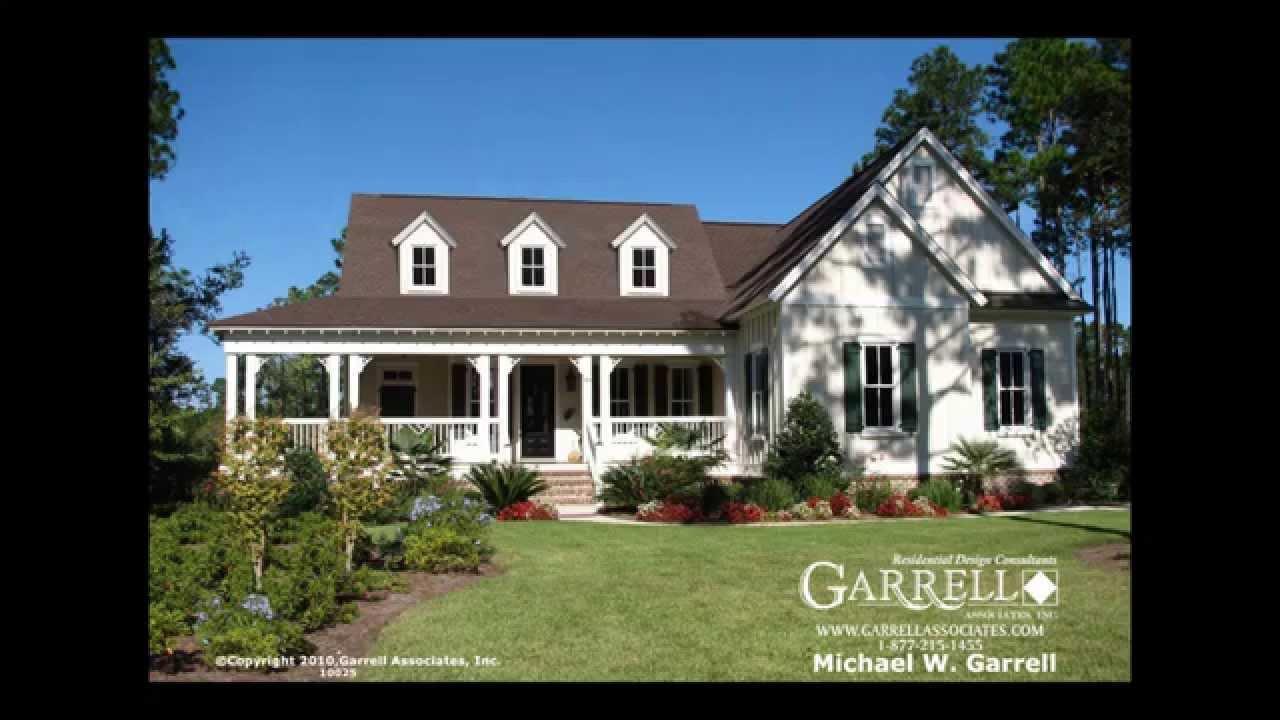 Michael w garrell garrell associates inc small house for Georgia farmhouse plans