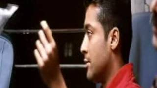 Vaaranam Aayiram--surya and sameera first meeting [HQ]