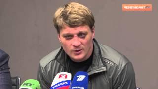Пресс-конференция Александра Поветкина после боя с Кличко