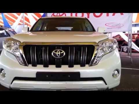 2015 Toyota Land Cruiser Prado Txl 2015 al 2016 precio ficha tecnica Caracteristicas Colombia