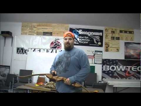 T-Mac Reviews: The PSE Mustang take-down recurve
