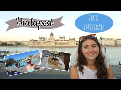 Vlog Interrail - 4 - Jours 6 et 7   Budapest