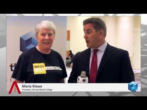 Maria Klawe - Grace Hopper Celebration of Women in Computing (2014) - theCUBE