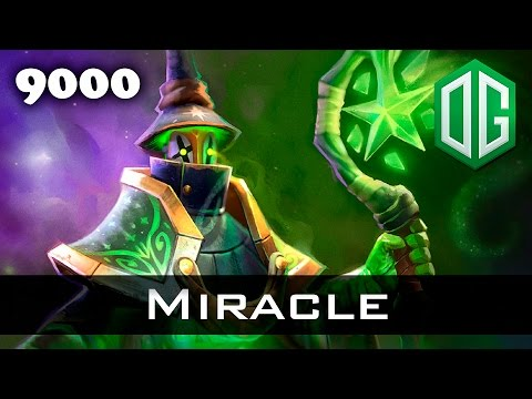 Miracle Rubick - 9000 MMR Ranked Dota 2